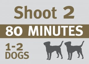 Shoot 2 - suitable for between 1-2 dogs